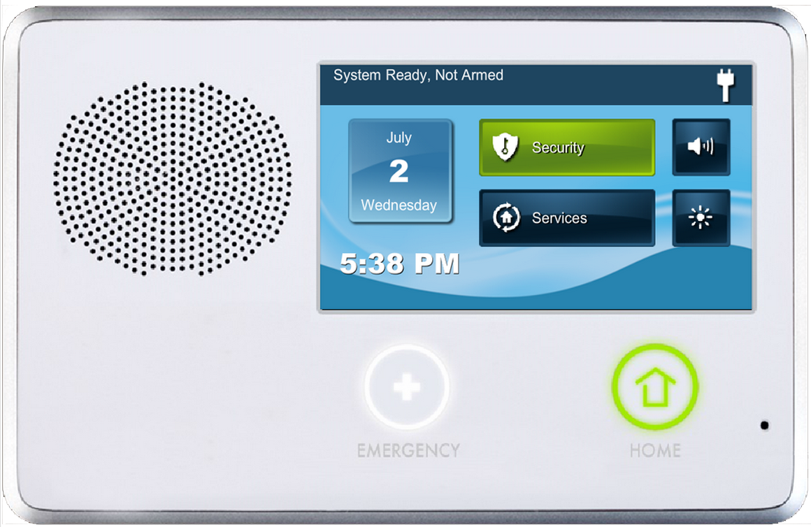 Home Security Systems 2Gig