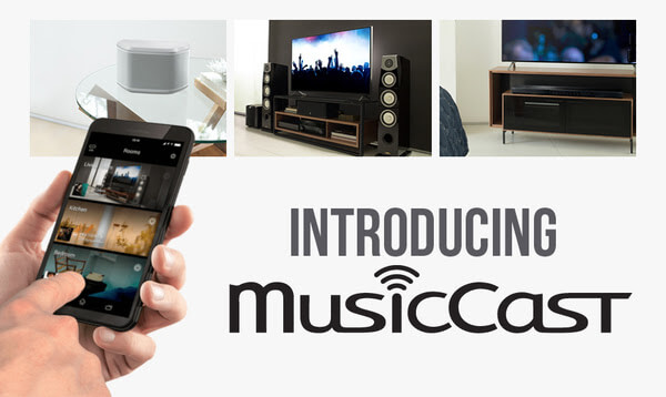 Yamaha musiccast system theatron home theater va for Yamaha musiccast app
