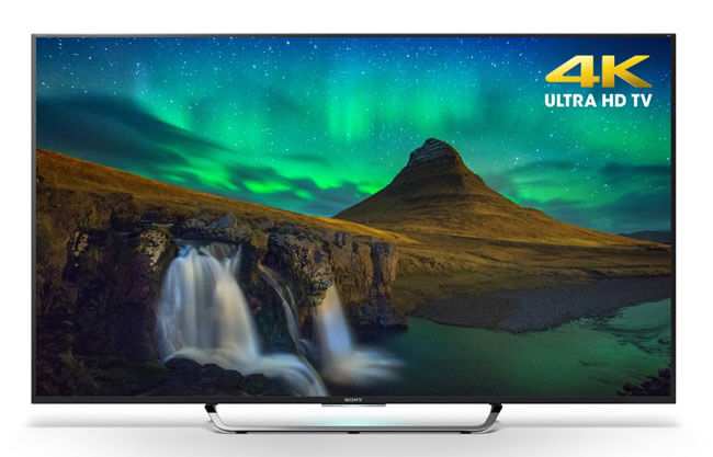 Try Out a Sony 75″ 4K TV for Size Only $3995.00
