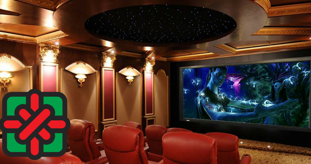 NEED A HOLIDAY GIFT IDEA? TRY A HOME THEATER!