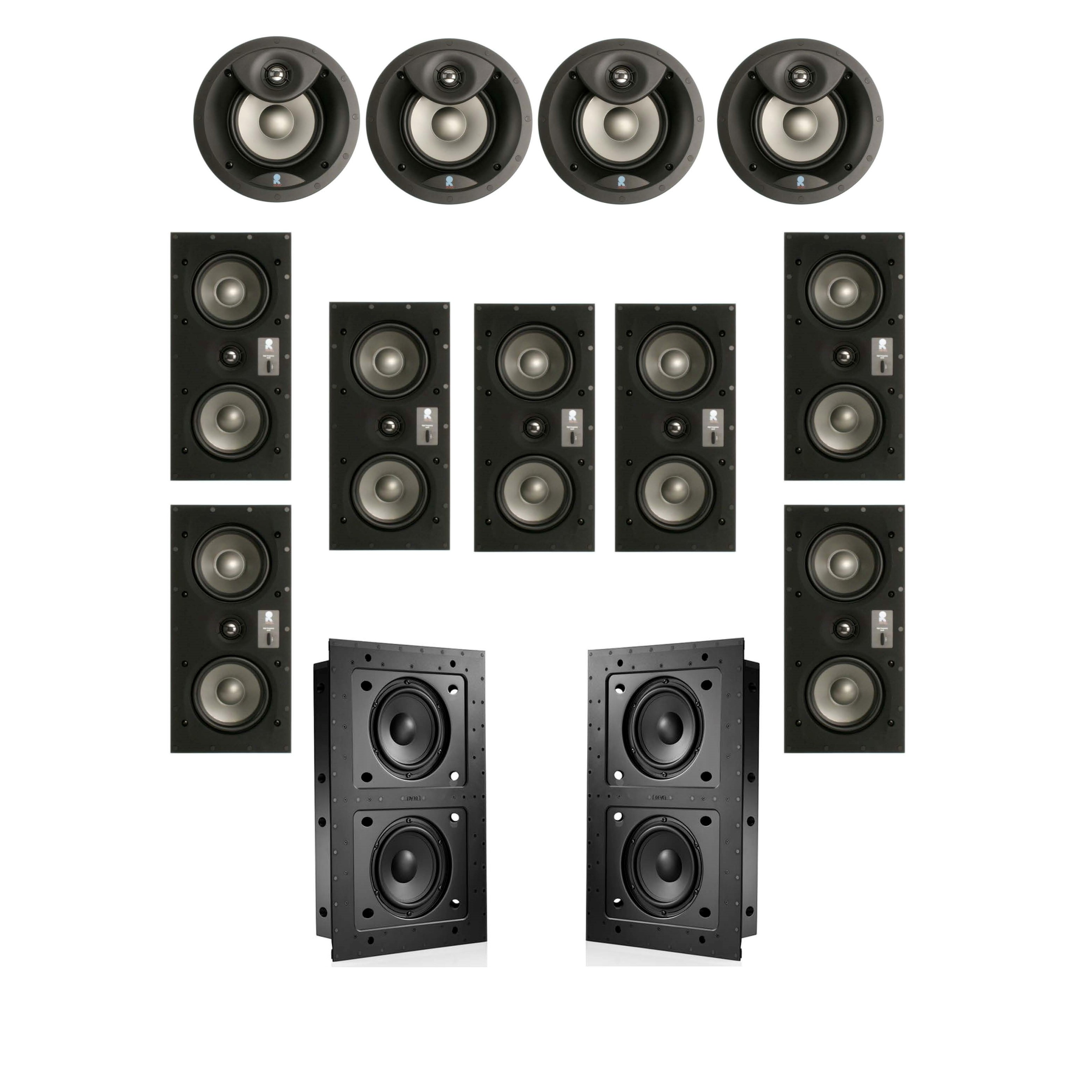Revel Dolby Atmos Speaker Packages Theatron Home Theater Smart